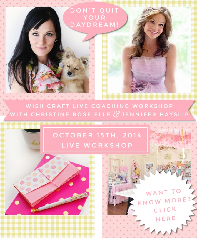 Wish Craft Workshop My Podcast Interview with The Stylish Entrepreneur